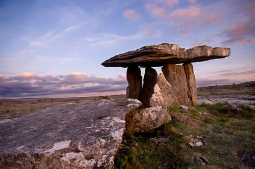 The Burren, Co. Clare, West Ireland